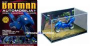 DC Batman Automobilia Collection #38 Legends Of The Dark Knight Bike Batcycle Batmobile Eaglemoss